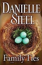 Family Ties: A Novel by Steel, Danielle