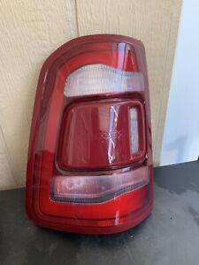 2019 2020 Dodge Ram 1500 Tail Light Left Side