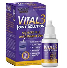 Vital 3 Joint Solution Clinically Proven Joint Supplement