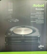 New iRobot Roomba s9+ (9550) Robot Vacuum with Automatic Dirt Disposal- Wi-Fi