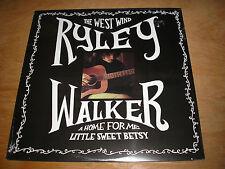 "Ryley Walker – The West Wind 12"" New Sealed"