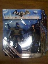 DC Batman: Arkham City Batman Catwoman Legacy Edition Set NEW FREE SHIP US