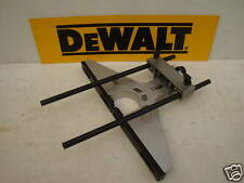 DEWALT DW625 & TREND T10 ROUTER PARALLEL FENCE & MICRO ADJUSTER ASSEMBLY