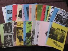 Yes Japan Fanzine Book in 1999 - 2006 Lot Jon Anderson Steve Howe Rick Wakeman