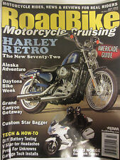 Road Bike Magazine July 2012 Harley Retro The New Seventy-Two Americade Guide