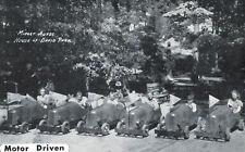Benton Harbor,MI.House of David,Eden Springs,Midget Autos,Amusement Park,c.1920
