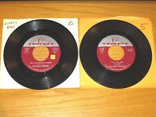 """LOT of 2 EVERLY BROS. 45 RPMs - CADENCE 1342 & 1348  """"ALL I HAVE TO DO IS DREAM"""""""