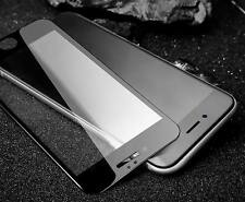 4D Curved Round Full Cover Tempered Glass Screen Protector For iPhone 6 / 7 Plus