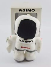 "ASIMO Honda key chain key ring 4"" Robot Plush doll"