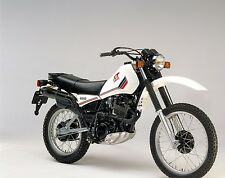kit adesivi per moto epoca yamaha xt 550 1984. SPEDIZIONE GRATUITA CON CORRIERE
