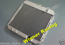 Radiator FORD MUSTANG,MERCURY COUGAR 289,302,351 W/O AC V8 ALUMINUM ALLOY 67-69