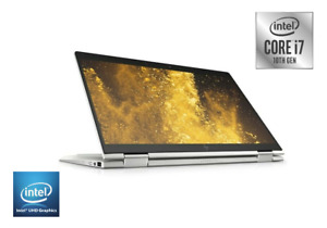 "HP EliteBook x360 1030 G7 Laptop 13.3"" FHD Touch, i7-10810U, 16GB RAM, 1TB SSD"