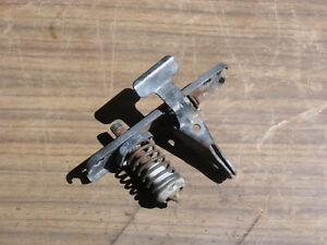 Motorhaubenschloß Verriegelung Fanghaken Fronthaube hood latch MG MGF F 1.8l