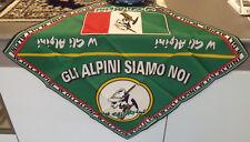 FOULARD ALPINI             (  MILITARE MILITARIA NO ELMETTO )