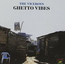 Viceroys - Ghetto Vibes [CD]