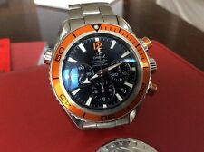 Omega Seamaster Planet Ocean 600M CO-axial 37,5