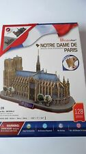 3D Puzzle Notre Dame de Paris (Update2016) Cubic Fun Kathedrale Cathedral Kirche