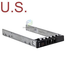 "2.5"" G176J SAS/SATA HDD Hard Drive Tray Caddy for DELL R610 R710 R410 T710 R510"