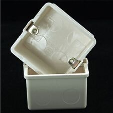 Electricity Safety Embedded Single Box Terminal Box Switch Box Junction Box