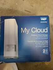 WD My Cloud Personal Cloud Storage 2TB Personal Network Attached Storage - NAS