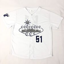 Las Vegas 51s Promotional Jersey Mens Size XL Coyote Promotions White