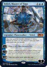 ***4x Teferi, Master of Time (075)*** MTG Magic 2021 M21 MINT Kid Icarus