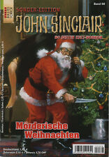JOHN SINCLAIR SONDEREDITION Nr. 66 - Mörderische Weihnachten - Jason Dark - NEU