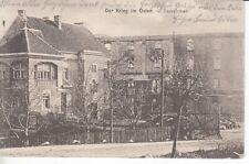 Ansichtskarte Ostpreußen   Darkehmen  Feldpost  1915