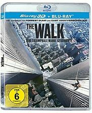 The Walk [3D Blu-ray] by Zemeckis, Robert | DVD | condition very good