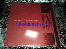 JYJ In Heaven CD DVD Special Edition Album Limited Edition New Sealed TVXQ OOP