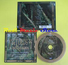CD THE LORDS OF MYSTERY III compilation ERA CLANNAD L. EINAUDI (C9)no lp mc dvd