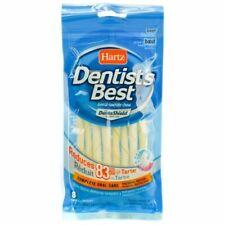 "LM Hartz Dentist's Best Twists with DentaShield 5"" Long (8 Pack)"