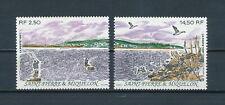 St. Pierre & Miquelon   572-3 MNH, Natural Heritage 1991
