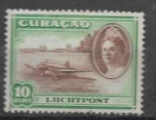 Curacao Koningin Wilhelmina Div. voorstellingen NVPH LP 40
