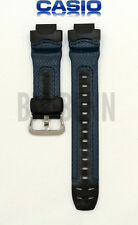 New Original Genuine Casio Watch Wrist Blue Band Replacement Strap G 315RL 2AVW
