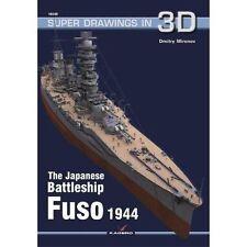 The Japanese Battleship Fuso by Dmitry Mironov (Paperback, 2017)