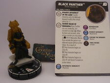 HEROCLIX AVENGERS DEFENDERS WAR - #058 Black Panther *Super Rare*