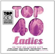 CD de musique pop rock t.o.p