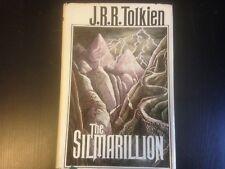 J. R. R. Tolkien The Silmarillion HB/DJ Incl Map 1998 1st USA Ed Houghton