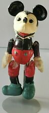 VINTAGE RARE 1930s WALT DISNEY MICKEY MOUSE JOINTED CELLULOID FIGURE