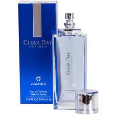 AIGNER Clear Day for Men / man  Eau de Toilette EdT 100 ml. in Folie