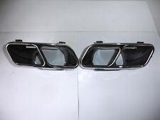 Fits Mercedes S65 S63 Style Tips E Class 10-13 S Class S550 13 C Class W204 8-14