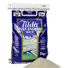 Basmati Reis, Tilda, im praktischen Reißverschluß-Sack, 5 kg