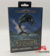 Ecco the Dolphin (Sega Mega Drive) PAL Spiel in CIB