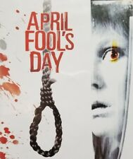 April Fools Day (DVD, WIDESCREEN)~ORIGINAL 1986 Movie RARE OOP Horror - REGION 4