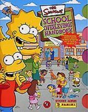 10 Sticker Simpsons V 5 zum Aussuchen von Panini