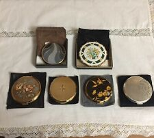 Vintage Stratton Compacts