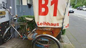 Rikscha Fahrrad-Rikscha Velo Rikschataxi Lastenfahrrad Lastenrad