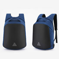 Anti-theft Waterproof Men Women Laptop Backpack USB Charge Port School Travel