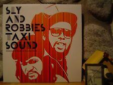v/a SLY AND ROBBIE'S TAXI SOUND 2xLP/OOP Auralux Label/Tamlins/Dennis Brown/etc.